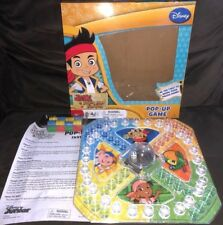 Disney JAKE and the NEVERLAND PIRATES Pop-Up Game Cardinal COMPLETE