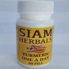 60 PILL Organic Turmeric and Black Pepper 5000mg Curcumin Curcuma Longa Natural