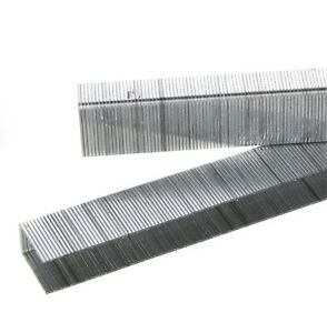 Stanley Bostitch 71 series 14mm Staples Galvanised Qty:10,000 x 2 boxes