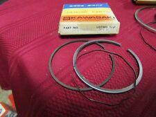 Kawasaki MB1 piston rings new 13008-007