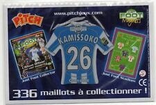 MAGNET MAILLOT FOOTBALL PITCH ~ KAMISSOKO~ 26 ~ GRENOBLE ~ JUST FOOT 2009