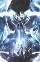 """Vampirella The Dark Powers #1  NODET """"Dark"""" Virgin Variant Ltd 250 COA"""