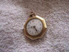 Antique Vintage Aera Bargetzi Swiss 10 Jewels Watch