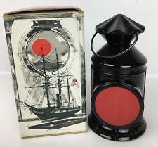 Vintage Avon Captain's Lantern Full 7 fl. oz. Decanter Bottle After Shave Splash