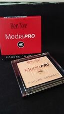 Ben Nye (Authentic  All Skin Types Media PRO  Compact Banana Powder .63 oz  SALE