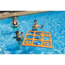 Inflatable Giant Tic Tac Toe Game for Pool or Lawn