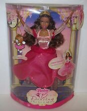 Barbie In the 12 Dancing Princesses AA Princess Genevieve Doll NEW 2006