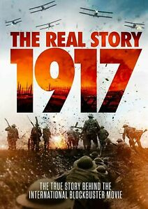 THE REAL STORY 1917  DVD NEW SEALED REGION 2 CHRISTMAS WORLD WAR 1 SAM MENDES