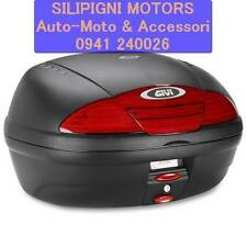 GIVI E450 SIMPLY BAULETTO MONOLOCK MOTO / SCOOTER Comprensivo Piastra Universale