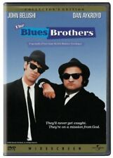 The Blues Brothers (DVD, 1998, Collector's Edition Widescreen) Dan Aykroyd NEW