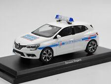 Norev 517722 - 2016 renault megane Police municipale France-policía - 1:43