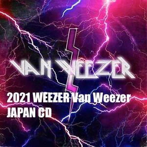 2B 2021 WEEZER Van Weezer JAPAN CD