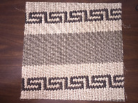 """12"""" Fabric Squares for crafts/quilting LOT OF SIX"""