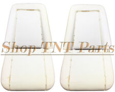 1969 1970 Chevy Truck Seat Foam Suburban Bucket Upholstery Cushions Pair  Buns