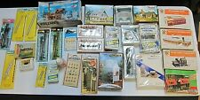 Huge Lot of HO-Scale Train Tracks, Railroad Buildings, Trees, Track Cleaner++