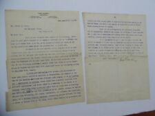 1903 CASS GILBERT Typed Letter Signed TLS Architect Woolworth Building w Content