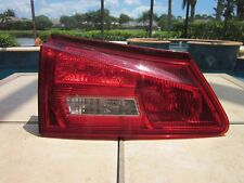 LEXUS IS250 IS350 2006-2008  LH DRIVER SIDE INNER TAILLIGHT USED 81591-53061