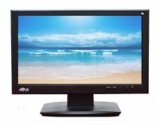 "CCTV Security LED Monitor 19.5"" HDMI VGA USB and CVBS inputs built-in Speaker"