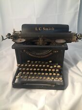Vintage 1920-1930 L C Smith & Corona Model 8 14 in Typewriter