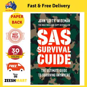 BRAND NEW Collins Gem - SAS Survival Guide | Paperback Book | FREE SHIPPING AU