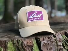 """Patagonia """"Live Simply Dolphins"""" Kid's Trucker Hat - Spring 2011"""
