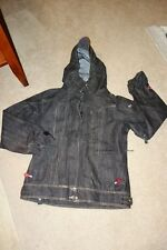 686 x Levi's Trucker Denim Snowboard/Ski Jacket - Limited Edition - Women's Med