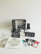 Pentax Optio LS465 16.0MP Digital Camera 2.7 Inch Wide LCD - Purple with Box