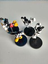4 Disney Epic Mickey Gashapon Figures