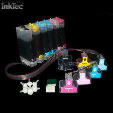 CISS InkTec Tinte ink für HP363 Photosmart C8170 C8180 C8183 C8200 D6100 D6160
