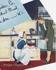 Esse Cooker Kitchen 1937 Advertisement Ad A901