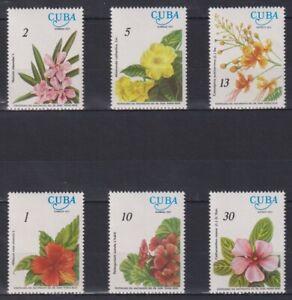 R459. Caribbean - MNH - Nature - Flowers