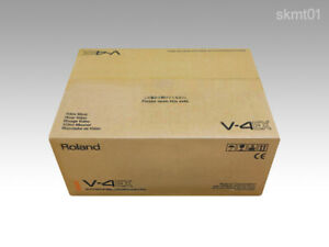 Roland V-4EX 4-Channel Digital Video Mixer Effects Touch Control from Japan DHL