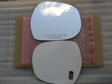 709RC Fits 03-09 TOYOTA 4RUNNER Mirror Glass Passenger Side Right + Adhesive Pad