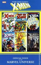Uncanny X-Men Official Index to the Marvel Universe TPB #1-1ST NM 2010