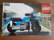 Lego 393 Norton Commando in OVP von 1976 Motorrad selten