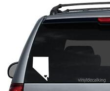 Las Vegas Nevada Heart Vinyl Sticker Decal with Multiple Color Options