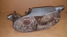 BULTACO EARLY 4 SPEED  LEFT SIDE ENGINE MOTOR CASE HALF - MODEL UNKNOWN!