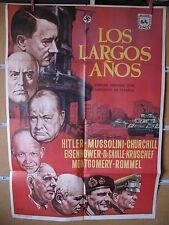 A3613  LOS LARGOS AÑOS