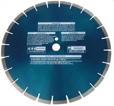 "14"" X .375 Traffic Loop Floor saw Blade"