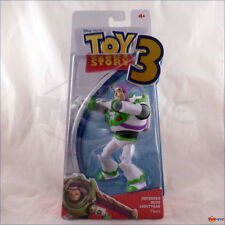 Disney Pixar Toy Story 3 Defender Buzz Lightyear posable action figure by Mattel