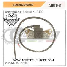 1567208 Coil Electronic Control Unit Lombardini Engine LA400 LA490
