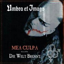 UMBRA ET IMAGO - MEA CULPA/DIE WELT BRENNT USED - VERY GOOD CD
