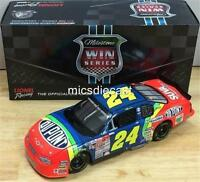 NEW Gen 4 2000 Jeff Gordon #24 Dupont Talladega Diehard Raced Win Diecast 1:24