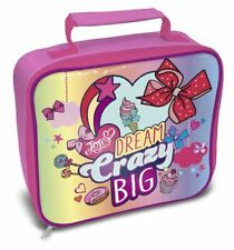 Jojo Siwa Lunch Bag Polyester Dark Pink 8 X 23 X 20 Cm