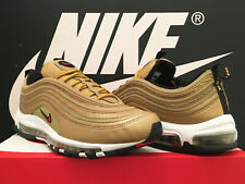 VINTAGE 2018 Nike Air Max 97 Og Qs UK10 EU45 GOLD CR7 Silver Bullet 1 90 BW 95 RARA