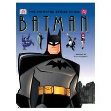 DC Comics Batman The Animated Series Guide Book Hardback - Rare