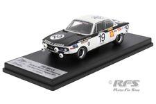 BMW 2800 CS Alpina 24h Spa 1971 Raymond Mathay Jean Xhenceval 1:43 Trofeu NEU