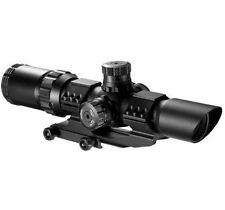 Barska 1-4x28 IR Hunting Tactical Riflescope Sight Optics Illuminated Reticle