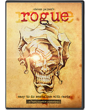 Rogue - Easy to Do Mentalism with Cards by Steven Palmer - New Mentalism Dvd