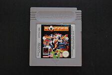 Soccer pour Game Boy